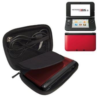 pour nintendo 3ds xl noir accessoire console de jeux nintendo 3ds