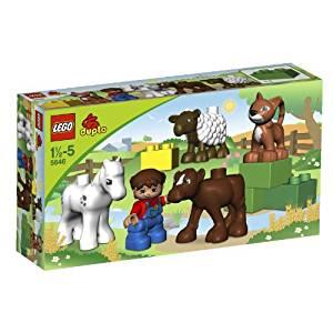 LEGO 5646 Jeu de Construction DUPLO LEGOVille Les Bébés