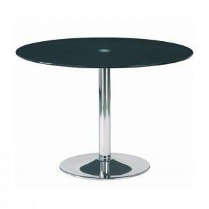 Table ronde design Delta 110 cm Achat / Vente table de cuisine Table