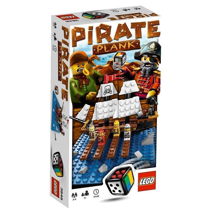 Lego Pirate Plank Achat / Vente assemblage construction Cadeaux de