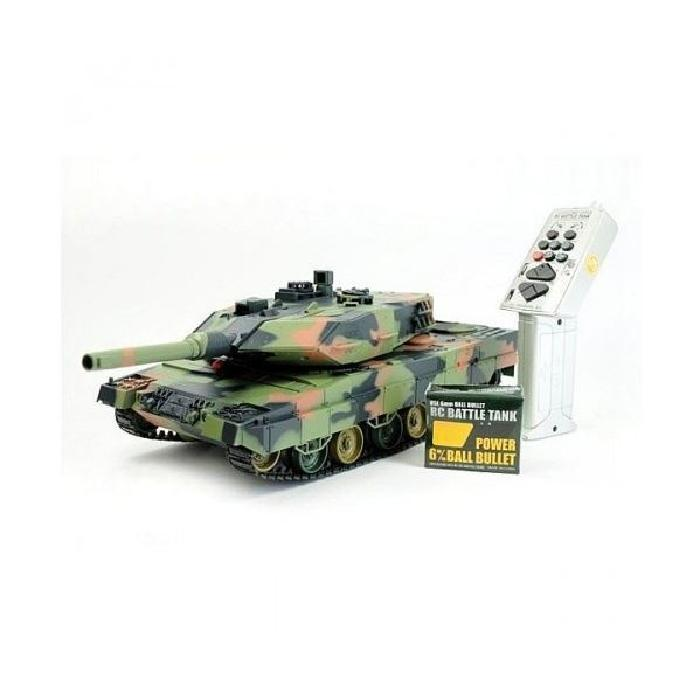 TANK RADIOCOMMANDE HL LEOPARD II A5 Achat / Vente voiture camion