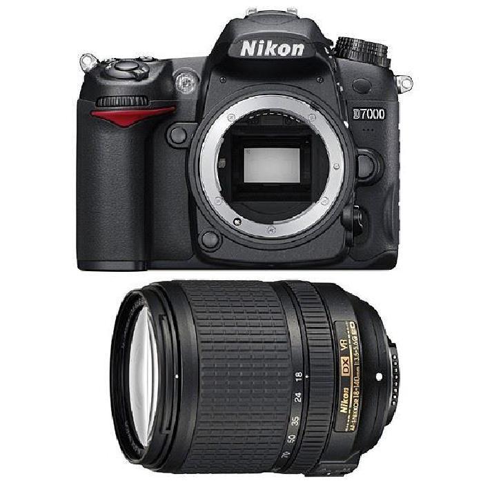 NIKON D7000 + 18 140 VR Achat / Vente appareil photo réflex