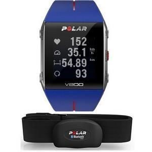 cardio) bleu Achat / Vente montre outdoor GPS POLAR V800 HR (cardio