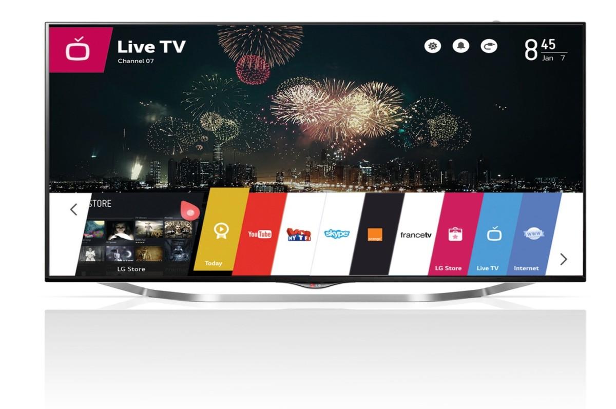 TV LED Lg 49UB850V 4K UHD 49ub850v (4012291) |