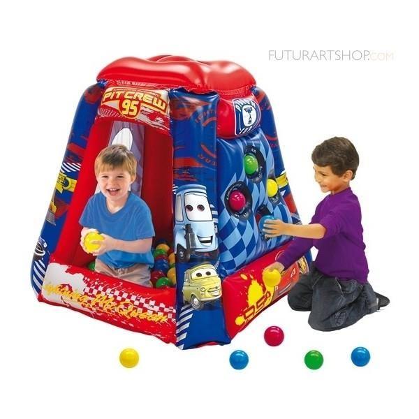 20 Boules HDG88238 de tente gonflable Cars GONFLABLE CARS de 94 X 94