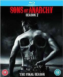 Sons of Anarchy Saison 7 Blu ray Version Originale Sous Titrée