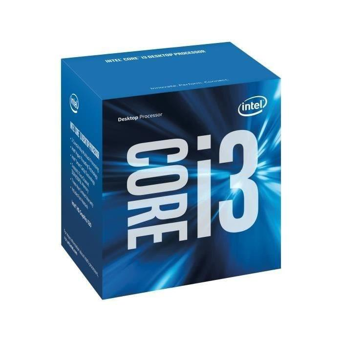Intel® Skylake Core® i3 6100 BX80662I36100 Prix pas cher