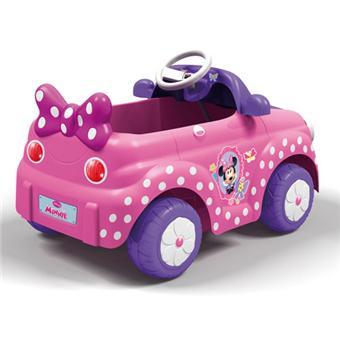 Feber Voiture électrique pour enfant Minnie 6V Autre jeu de plein