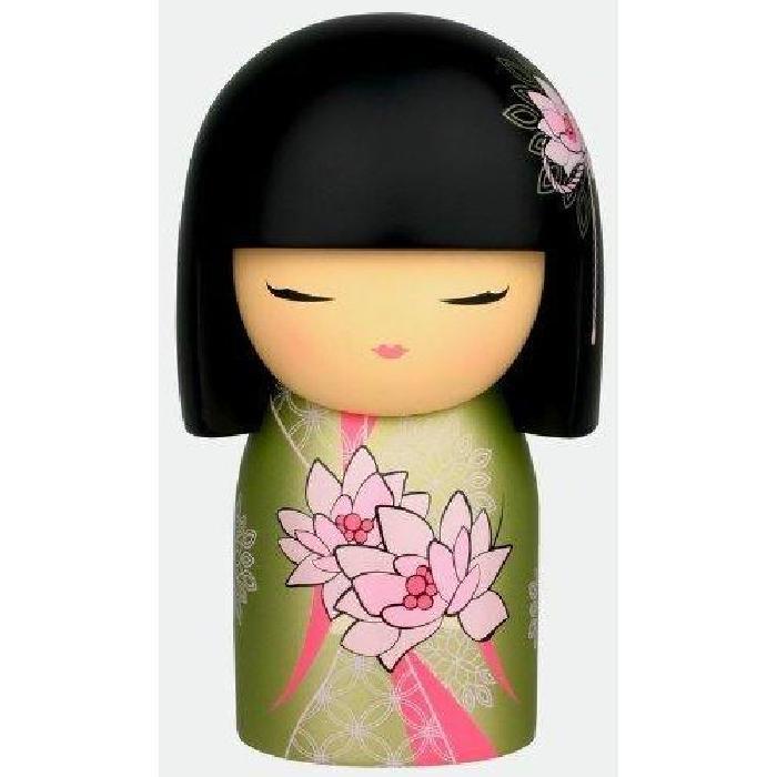 Kimmidoll Kokeshi Poupée Japonaise Yoko Expression 10 cm Nouveauté