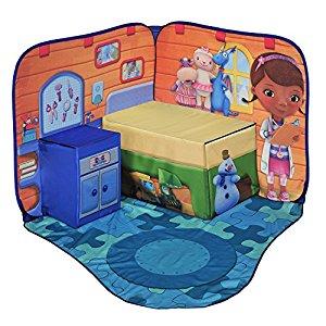 Docteur La Peluche 3D Playscape Décor 3D de La Clinique (Import