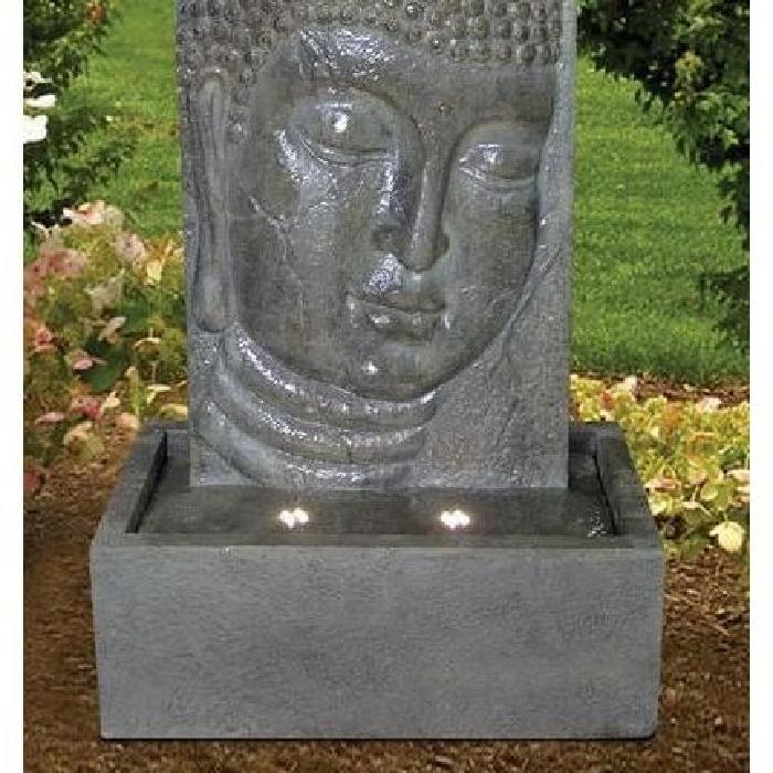 bouddha xl Achat / Vente fontaine de jardin Fontaine Fresque Bouddha