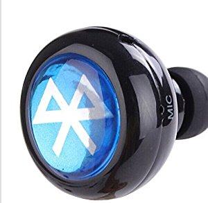 AGPtek® Casque stéréo sans fil Bluetooth écouteur pour téléphone
