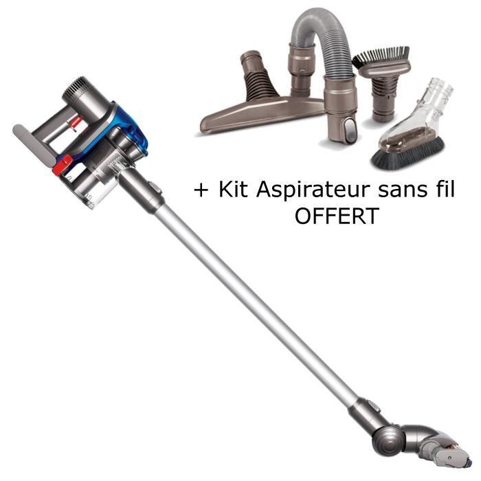 Aspirateur à main DYSON DC35 Digital Slim + Kit aspirateur sans fil