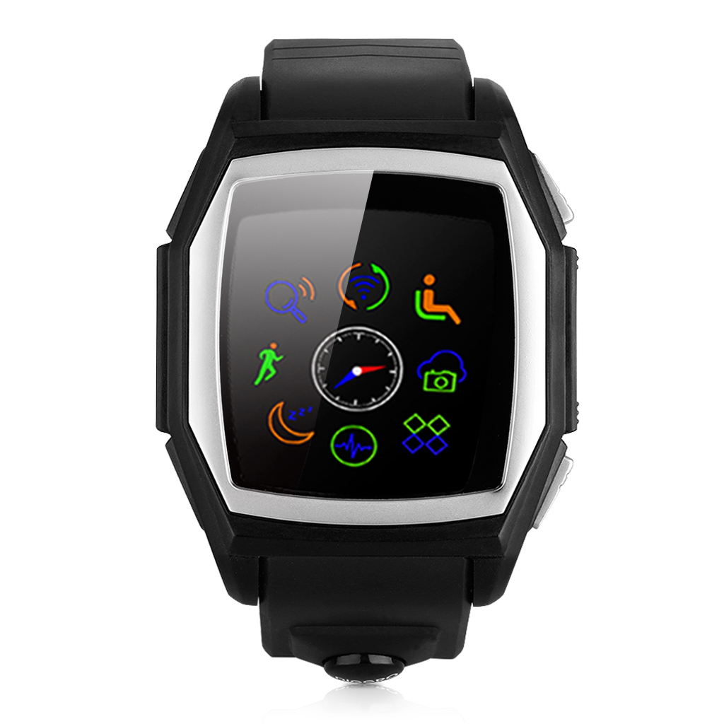 Caméra Diggro Bluetooth montre Smart Watch Sport Montre
