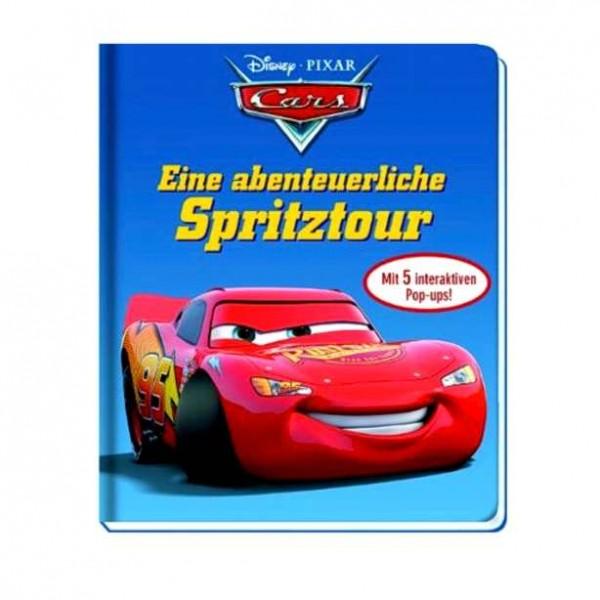 Disney Cars Aventureux Essorage