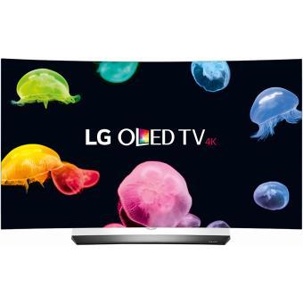 TV LG 55C6V OLED UHD 4K 3D Incurvé TV LCD 50′ à 55′ Top prix sur
