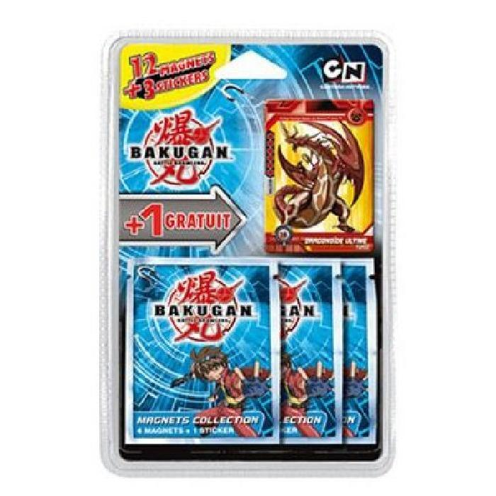 cartes a collectionner bakugan