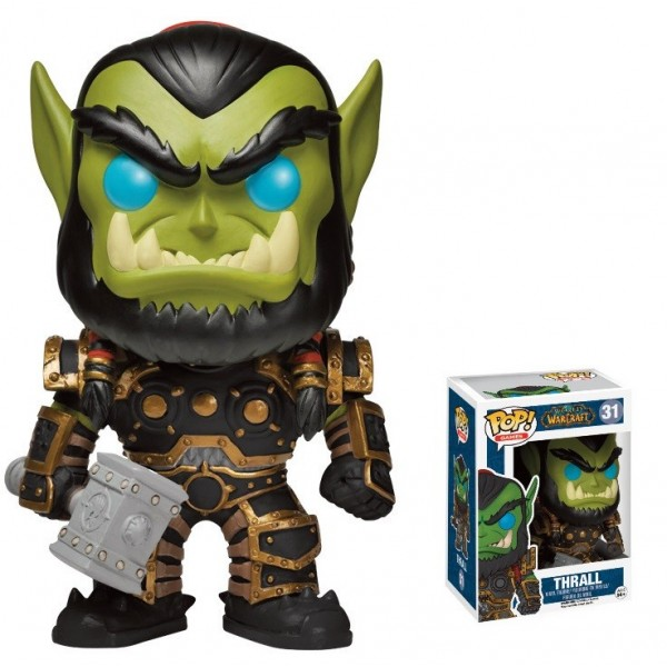 Funko World of Warcraft Figurine Thrall POP