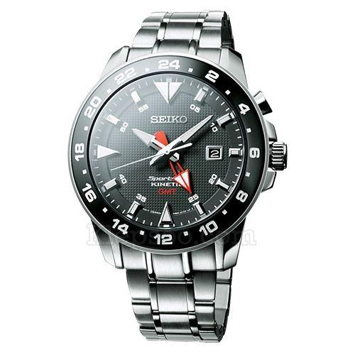 Montre Homme Seiko Sportura Kinetic SUN015P1 , Achat/vente montre