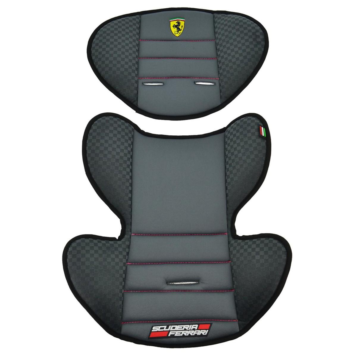 Siège auto FERRARI confort de 0 à 18 kg Fabrication