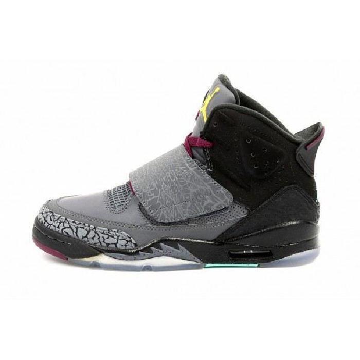 Basket Nike Jordan Son of Mars ? Gris/Noir Achat / Vente basket