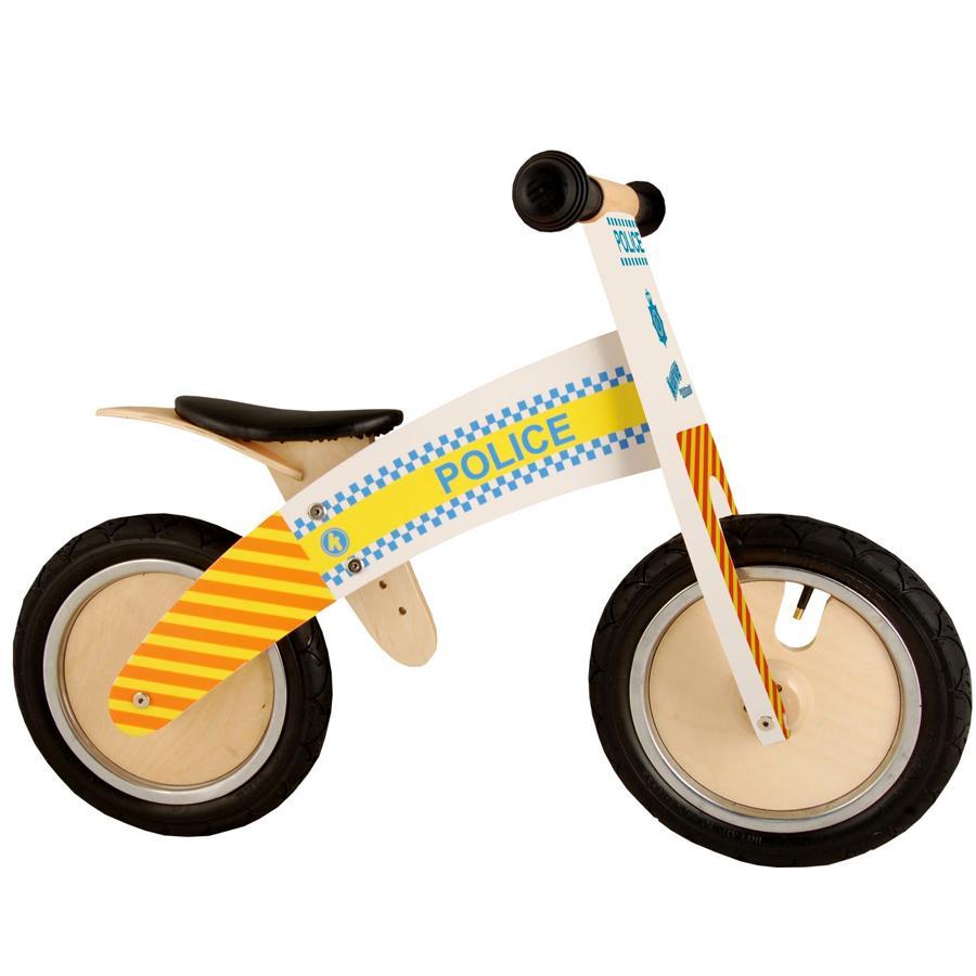 Draisienne EN Bois Pour Enfant DE 3 À 6 ANS Police Kiddimoto Vélo À