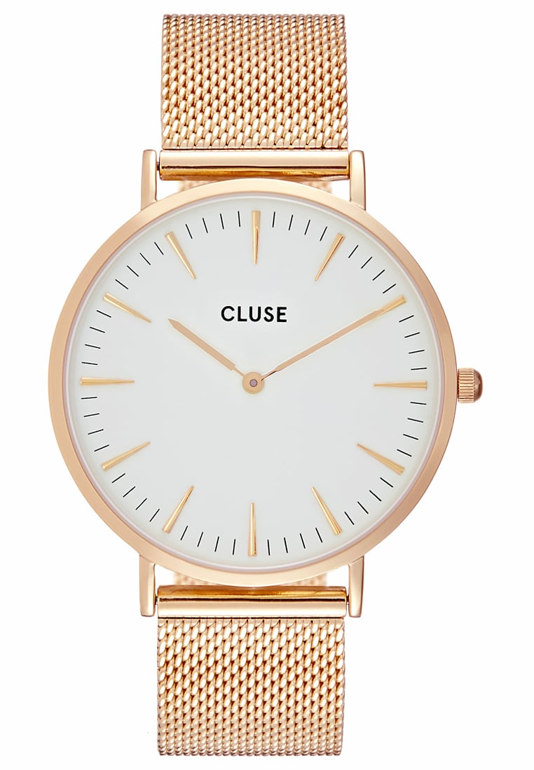 Cluse LA BOHÈME Montre rose gold colured/white