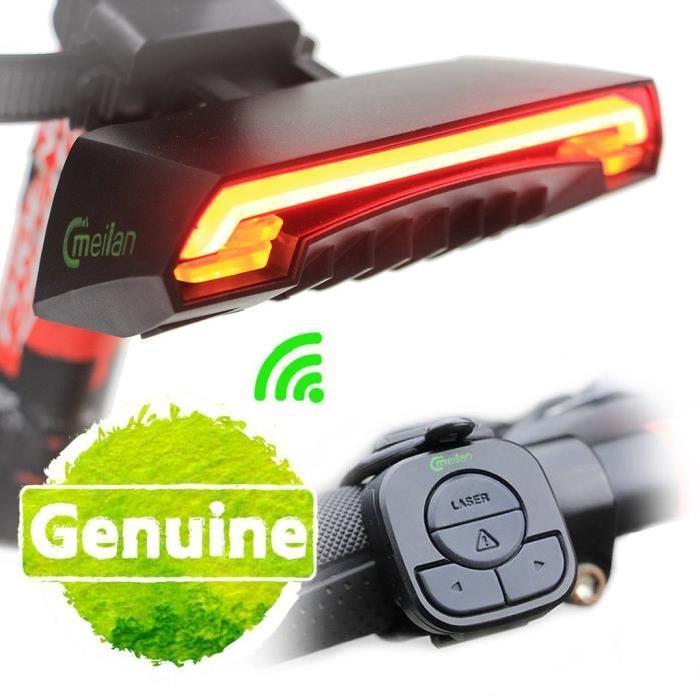X5 Clignotant Vélo LED Lampe Prix pas cher