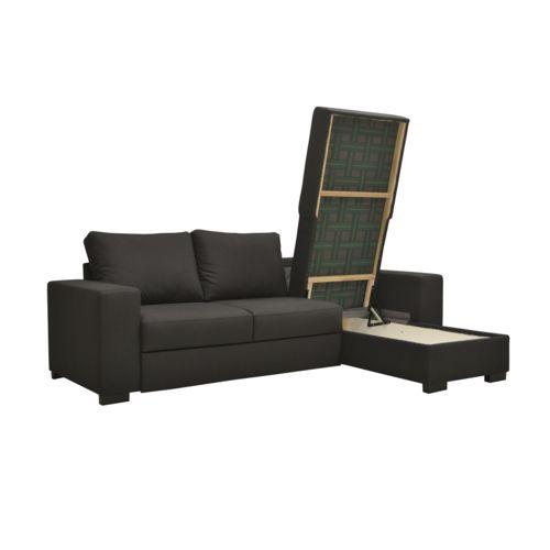 canape d angle convertible tissu topiwall. Black Bedroom Furniture Sets. Home Design Ideas