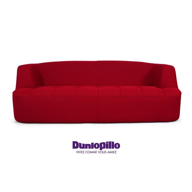 Chesty : sofa xl disponible en 3 coloris Dunlopillo