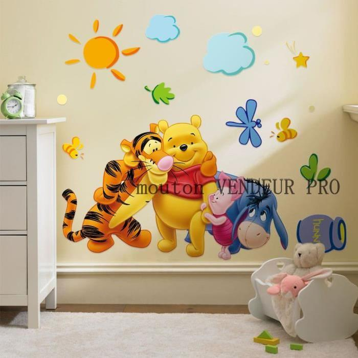Sticker mural Enfant Winnie Achat / Vente stickers