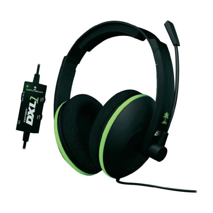 gaming TURTLEBEACH DXL1 Ear Force® DXL1 Micro casque de gaming