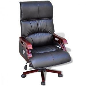 Rp528 Ce fauteuil de relaxation avec 9 programmes de massage et une
