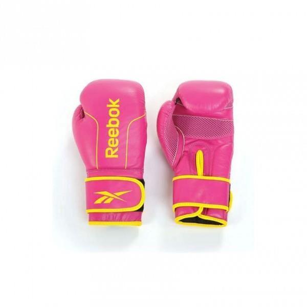 GANTS DE BOXE REEBOK 8OZ ROSE Achat / Vente gant de boxe GANTS DE