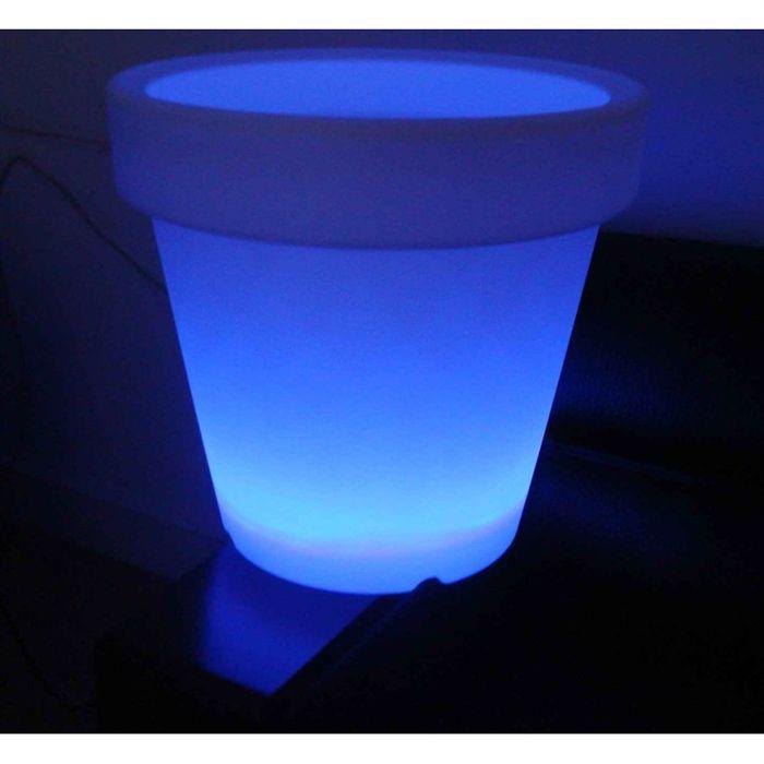 pot lumineux multicouleur ledboreal + télécommande Achat / Vente