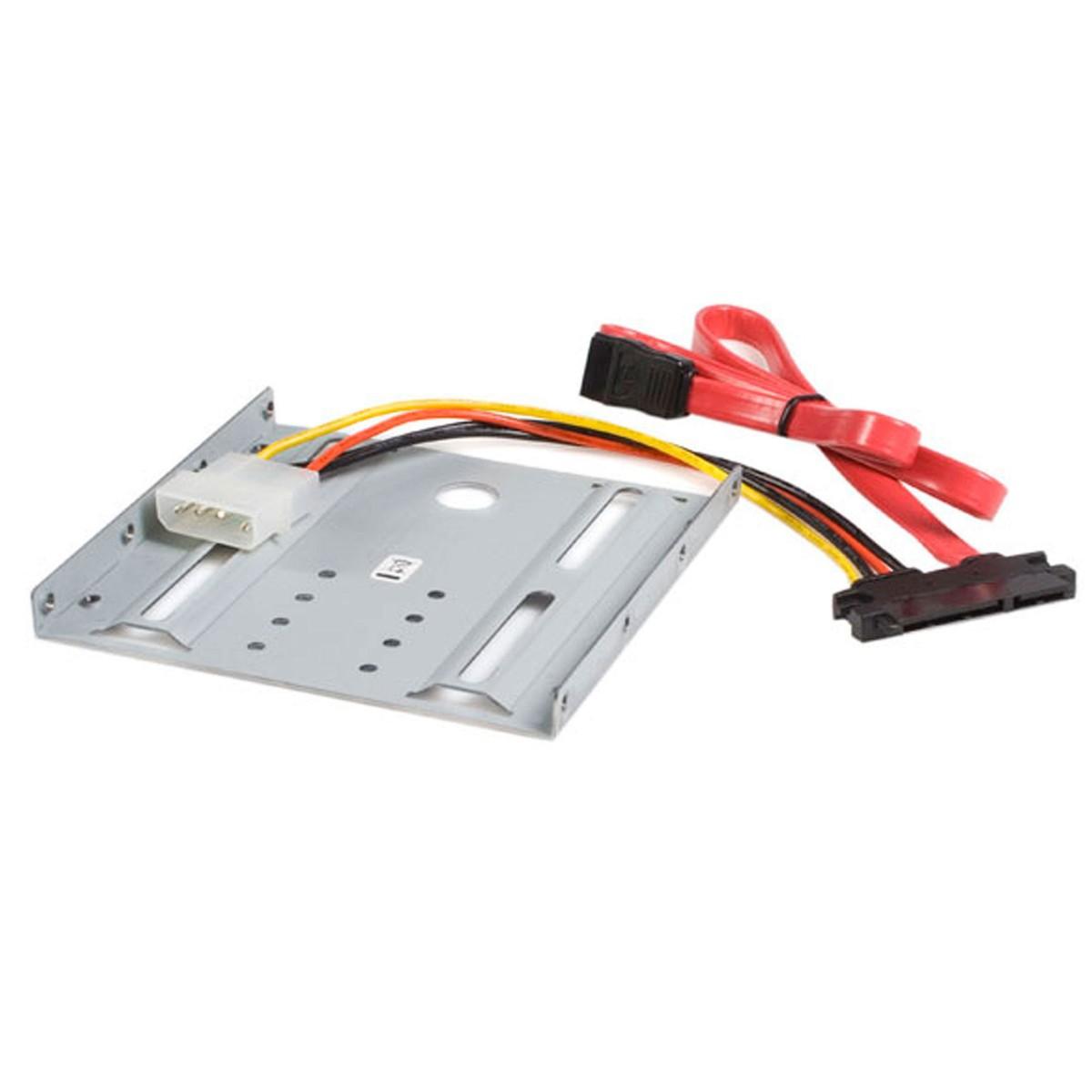 StarTech.com Kit de Montage pour Disque Dur SATA ou SSD 2.5″ dans