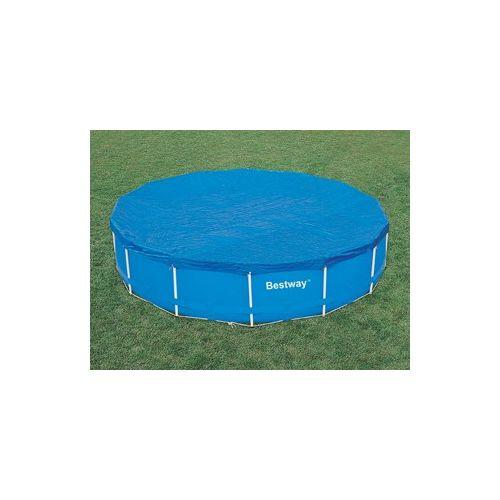 VigiPiscine Couverture de protection et d'hivernage piscine hors sol