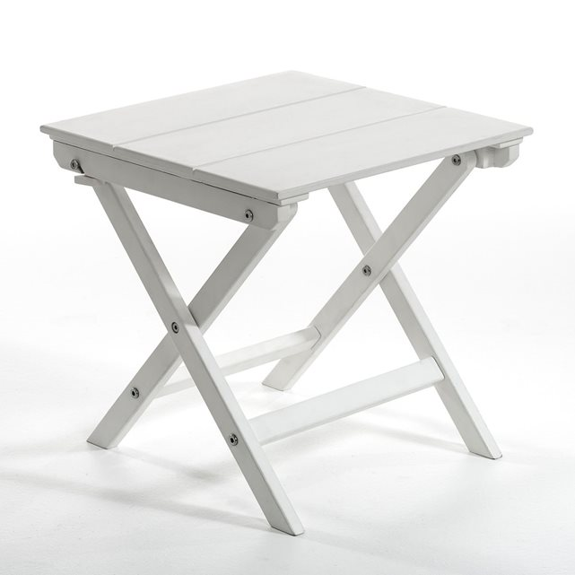 Table de jardin en bois pliante - TopiWall