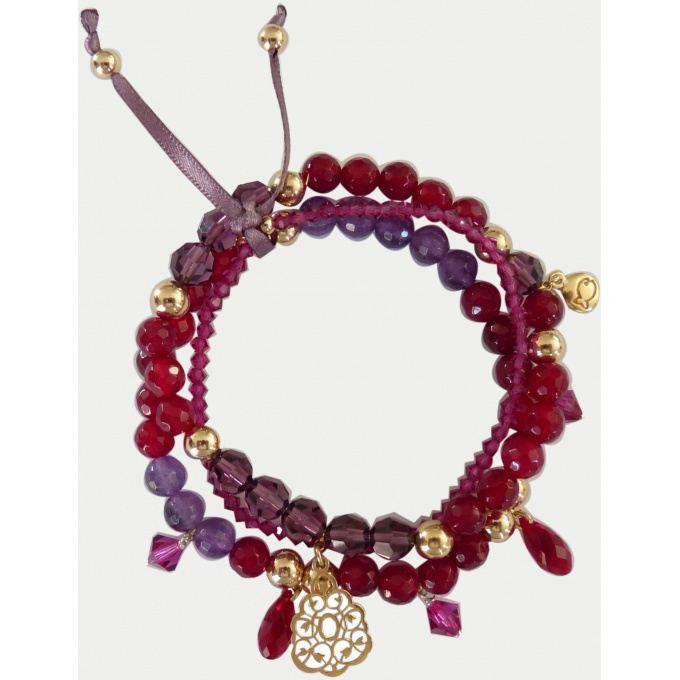 Bracelet Bollywood Pierres et Cr? Achat / Vente BRACELET