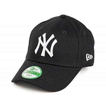 Casquette New York Yankees Enfant noire NEW ERA Noir Jeune