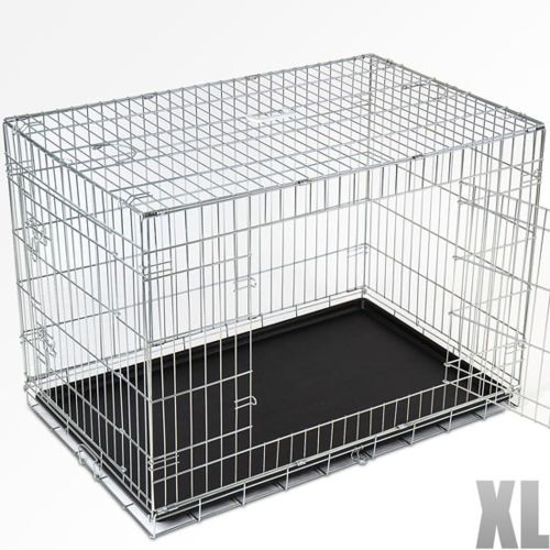 cage de transport pour chien en aluminium topiwall. Black Bedroom Furniture Sets. Home Design Ideas