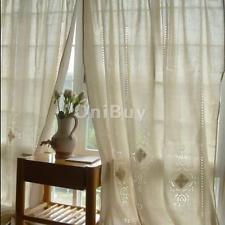 70×70 «Country Style Lace creux Rideau de fenêtre Panneau occultant