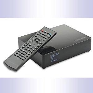 Disque Dur Externe Multimedia avec disque dur 250Go T?l?commande