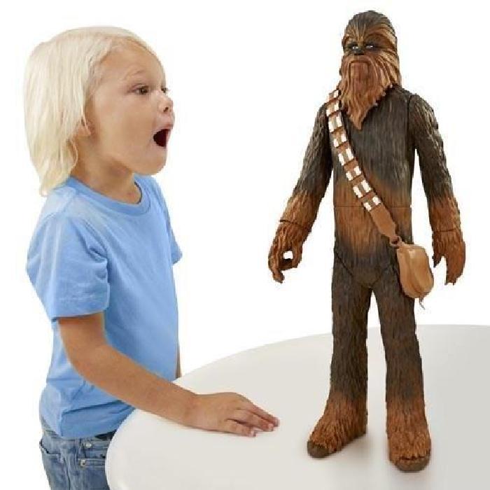 STAR WARS Figurine de 50 cm Chewbacca Achat / Vente figurine