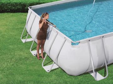 kit entretien Aspirateur de piscine Balai Manche aluminium nettoyage