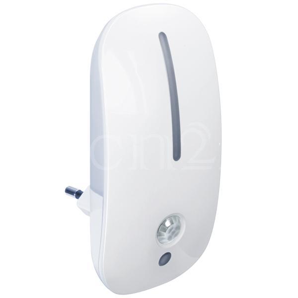 LED pour la prise de courant Avec interrupteur et détecteur de