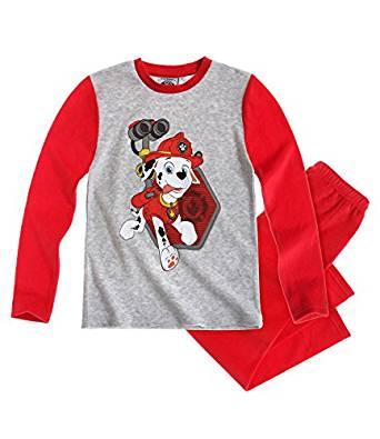 Pat' Patrouille Pyjama rouge: Vêtements et accessoires