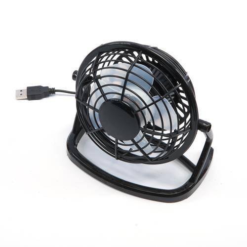 Mini Ventilateur Portable De Bureau USB Ordinateur Achat / Vente