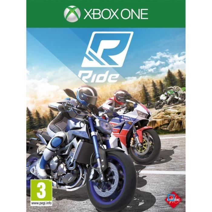 Ride Jeu XBOX One Avis / Test