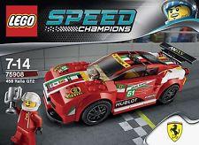 Lego Speed Champions 75908 Ferrari 458 Italia GT2 Sealed 0 résultat